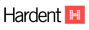 Hardent logo