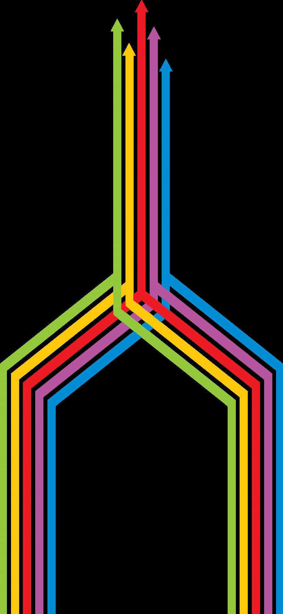 Industries-Converted arrow