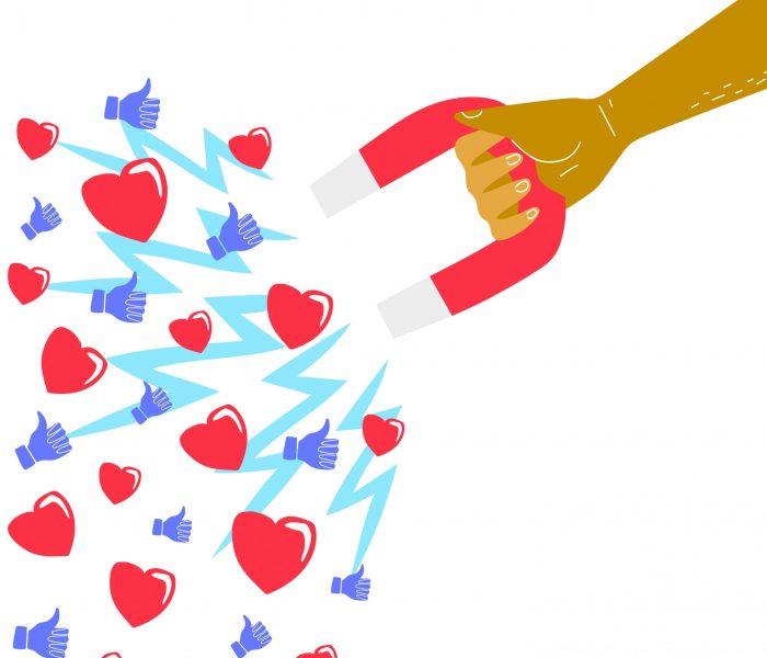 Le pouvoir des médias sociaux