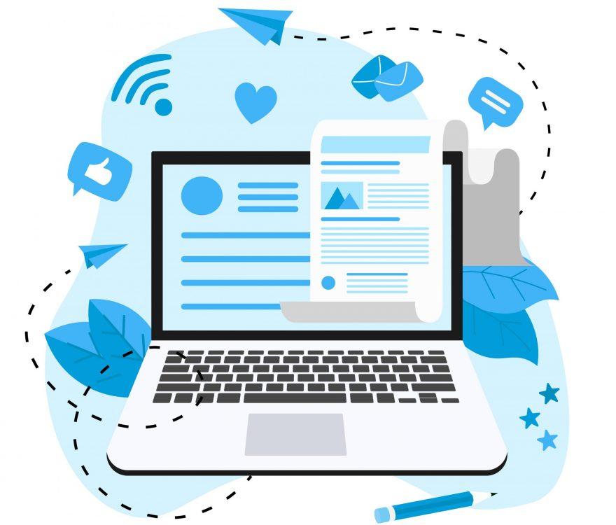 Blog vs newsletter